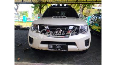 2012 Nissan Navara Frontire sport