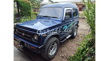 2002 Suzuki Katana GX - milik pribadi siap pakai