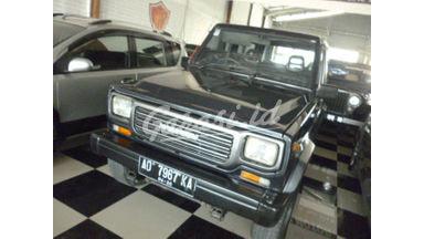 1993 Daihatsu Rocky 4X4 - Terawat Siap Pakai Unit Istimewa