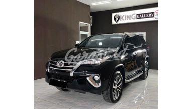2019 Toyota Fortuner VRZ