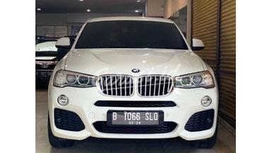 2014 BMW X4 M Sport - Nyaman Terawat