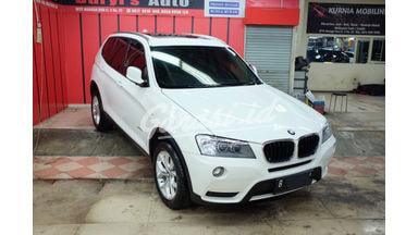 2013 BMW X3 Xdrive
