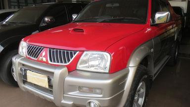 2007 Mitsubishi Strada gls - Bekas Berkualitas
