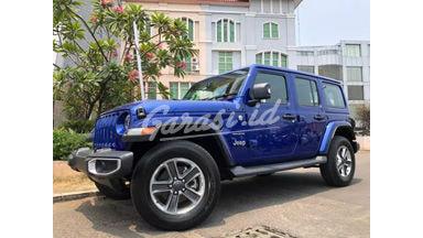 2018 Jeep Wrangler Sahara - Istimewa Like New Warranty