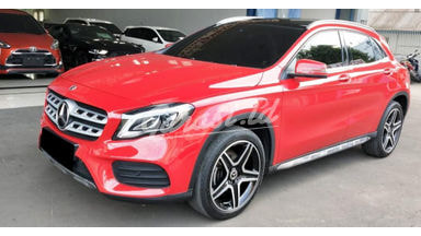 2018 Mercedes Benz GLA 200 AMG - Mobil Pilihan
