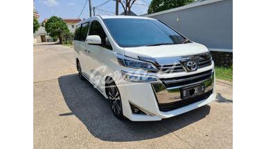 2012 Toyota Vellfire G premium sound - Antik cash/kredit
