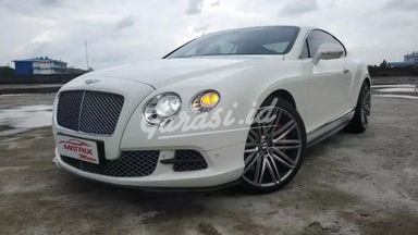 2013 Bentley Continental GT - Perfect Condition