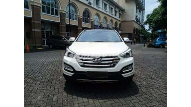 2011 Hyundai Santa Fe CRDI