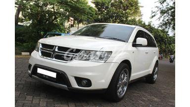 2012 Dodge Journey SXT PLATINUM - FLASH SALE KEREN