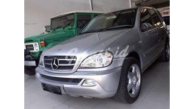 2001 Mercedes Benz ML-Class AMG - Good Condition