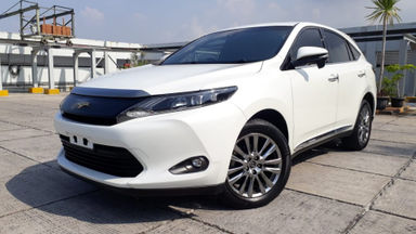 2015 Toyota Harrier 2.0 Audioless At - Kondisi Ciamik (s-0)