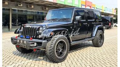 2014 Jeep Wrangler Sahara - Barang Istimewa Dan Harga Menarik