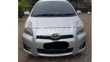 2012 Toyota Yaris E - Siap Pakai