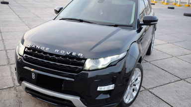 2012 Land Rover Range Rover Evoque dynamic luxury - tdp 143jt