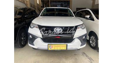 2017 Toyota Fortuner VRZ TRD