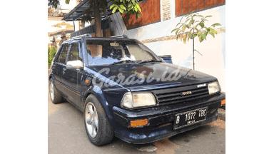 1985 Toyota Starlet ep70 - Test drive sampe puas