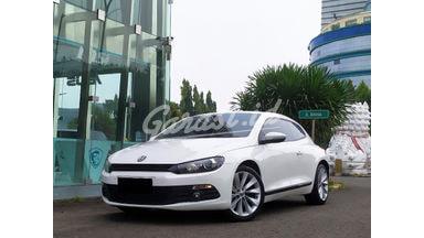 2014 Volkswagen Scirocco TSI