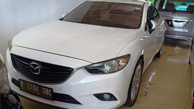 2013 Mazda 6 - UNIT TERAWAT, SIAP PAKAI