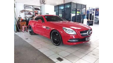 2014 Mercedes Benz Slk SLK 200 - Barang Bagus Dan Harga Menarik