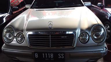 1997 Mercedes Benz A-Class Brabus - Harga Istimewa,mobil antik (s-0)