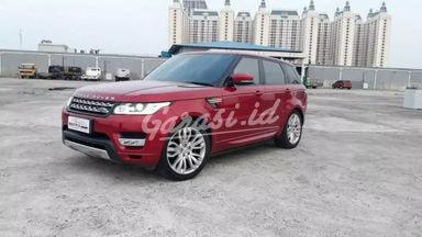 2016 Land Rover Range Rover Sport Autobiography - Rare Like New Istimewa