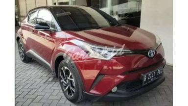 2019 Toyota CH-R 1.8