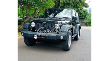 2012 Jeep Wrangler Sport 2 door
