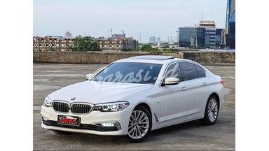 2017 BMW 5 Series 530i