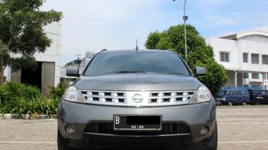 2005 Nissan Murano AT - PAJAK SUDAH PANJANG & MOBIL SANGAT APIK TERAWAT