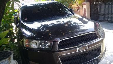 2011 Chevrolet Captiva Facelift - Fitur Mobil Lengkap