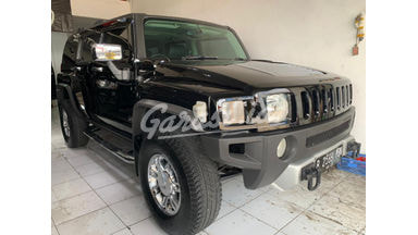 2010 Hummer H3 Chrome Package