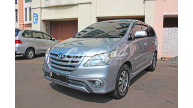 2014 Toyota Kijang Innova V - Bekas Berkualitas