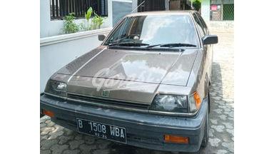 1987 Honda Civic Wonder