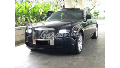 2011 Rolls-Royce Ghost SWB - Luxury Mewah dan nyaman, Full Perawatan