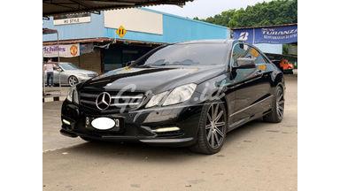2013 Mercedes Benz E-Class E250 - SPORTY SEKALI SIAP PAKAI