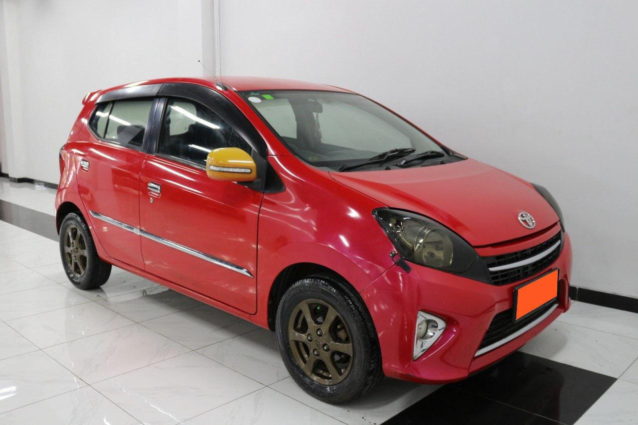 2014 Toyota Agya G