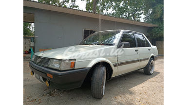 1987 Toyota Corolla SE - Unit Siap Pakai