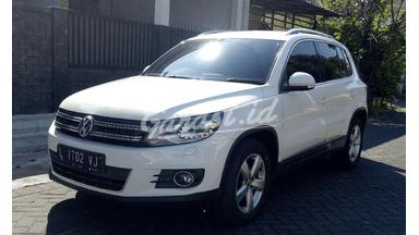 2014 Volkswagen Tiguan TSI - Mulus Siap Pakai