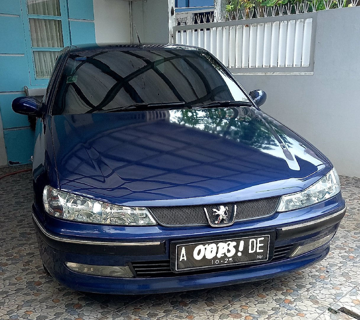 2000 Peugeot 406 Limited