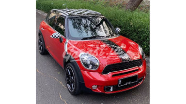 2014 MINI Countryman R60 Cooper S Turbo