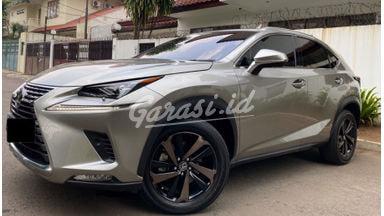 2018 Lexus NX 300 LUXURY FACELIFT - Istimewa Siap Pakai