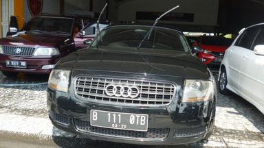 2006 Audi TT AT - Kondisi Mulus Siap Pakai