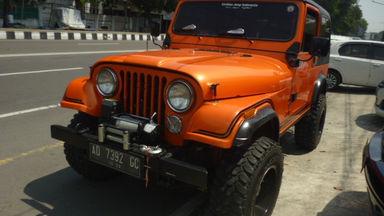 1982 Jeep CJ 7 4X4 - Good Condition