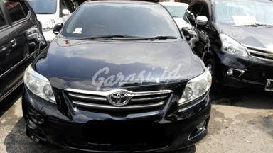 2008 Toyota Corolla Altis 1.8 - Siap Pakai