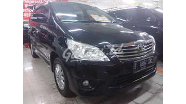 2013 Toyota Kijang Innova V - perawatan mudah.