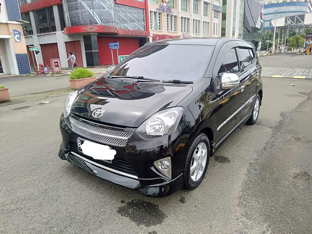 2013 Toyota Agya G TRD