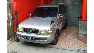 2002 Toyota Kijang SGX - Good Condition