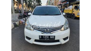 2014 Nissan Grand Livina Sv