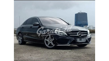 2018 Mercedes Benz C-Class C200 AMG AT