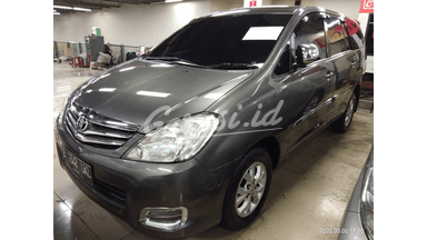 2010 Toyota Kijang Innova G Luxury - Mulus Rapi Bersih